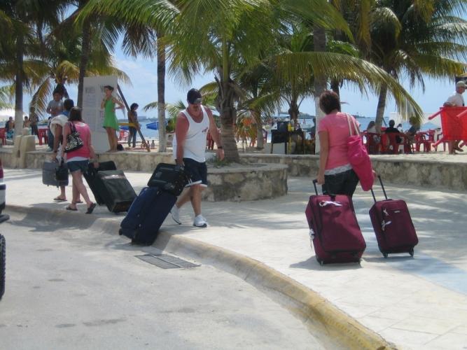 buscando hotel en isla mujeres