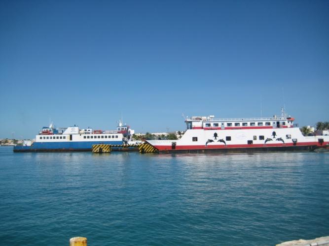 ferry punta sam