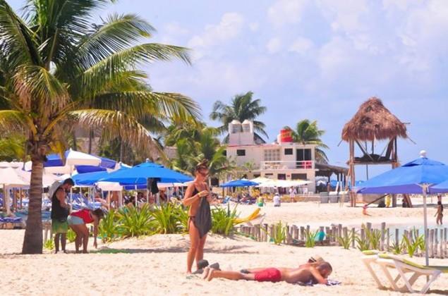 playa norte isla mujeres-