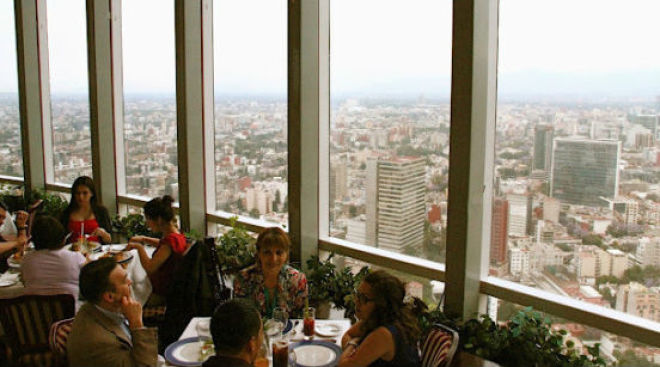 6 Lugares para contemplar la Ciudad de México en las alturas