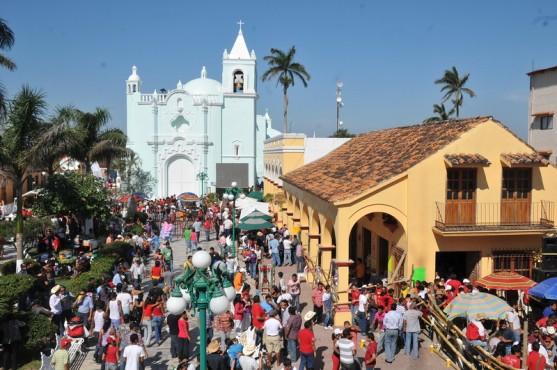 La Feria de La-Candelaria-Tlacotalpan 2014