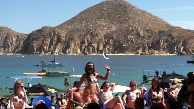 Los Cabos Spring Break