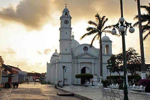 Parroquia de Tlacotalpan Veracruz