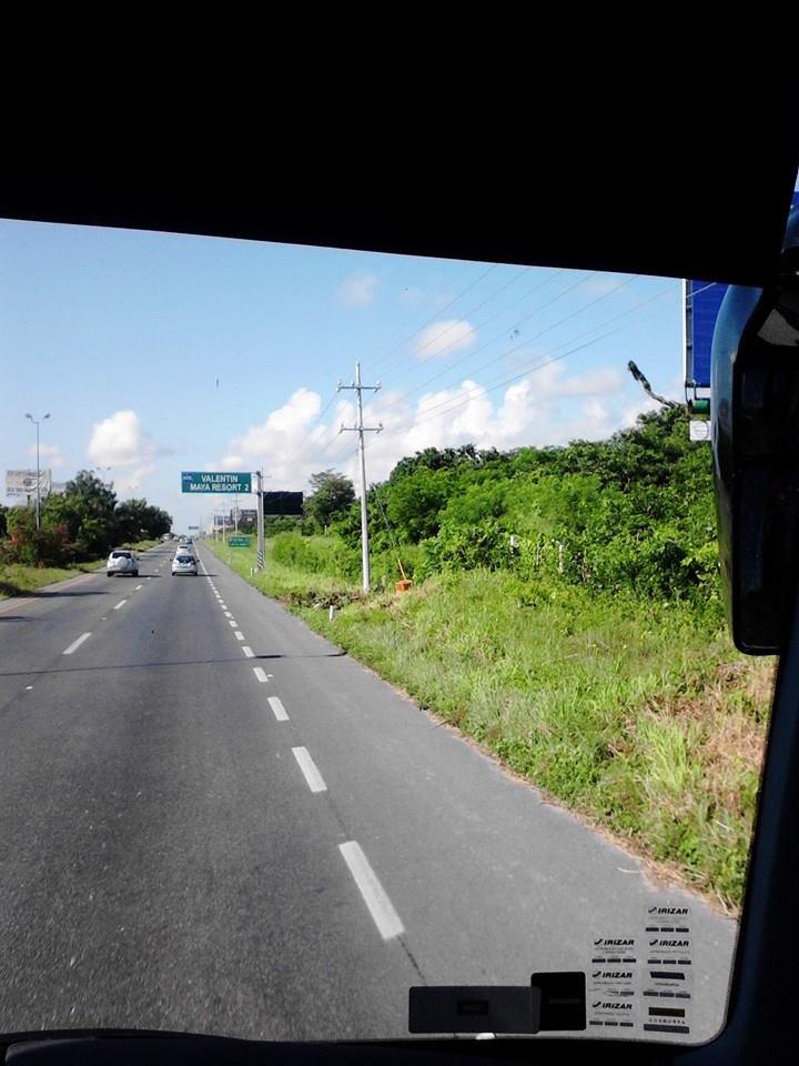 carretera riviera maya