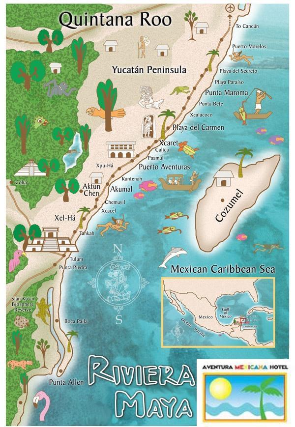 tips riviera-maya
