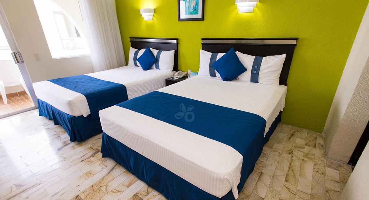 ¡5 hoteles en Cancún, que además de económicos son Todo Incluido!