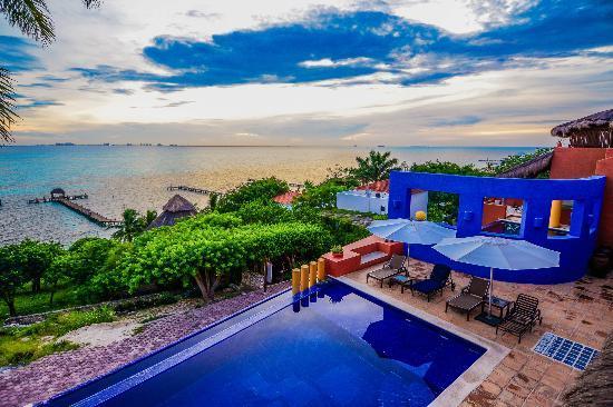 6 hoteles rom nticos en isla mujeres enam rate - Hoteles romanticos para parejas ...