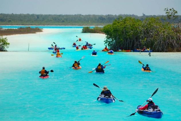 Laguna de Bacalar Quintana Roo