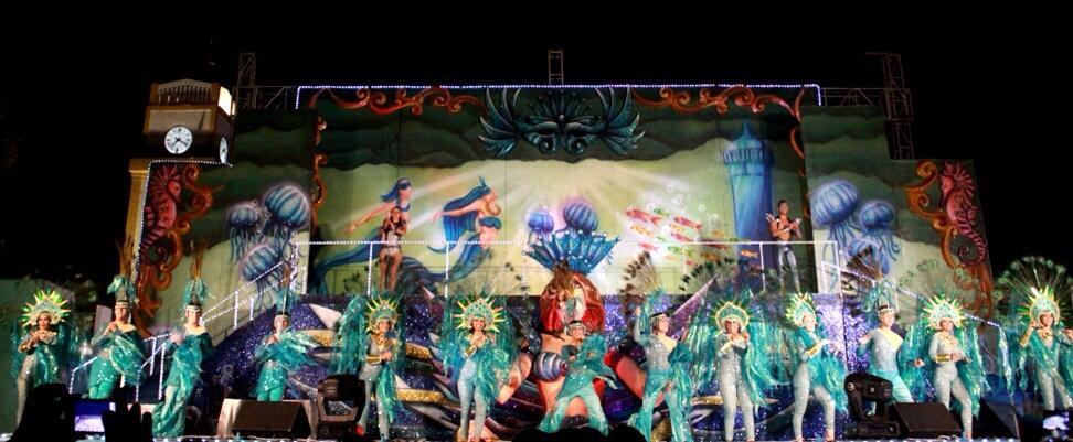 Programa Carnaval de Cozumel 2014