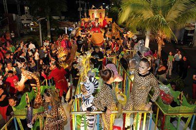 El Carnaval de Cozumel ¡Todo un pachangón!