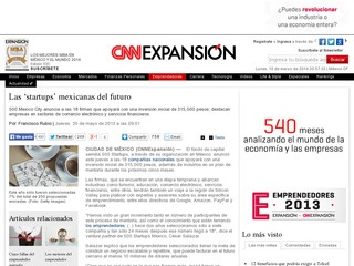 CNN Expansion MexicoDestinos