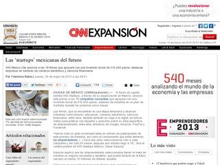 CNN Expansion MexicoDestinos