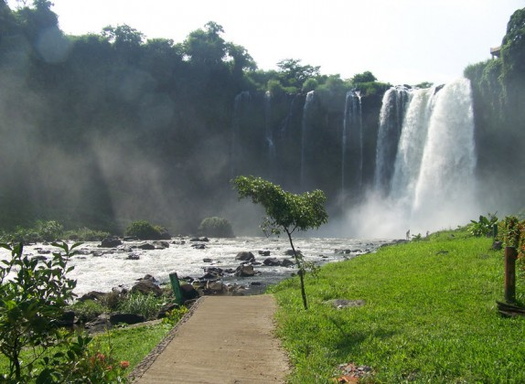 Cascada Salto de Eyipantla Veracruz