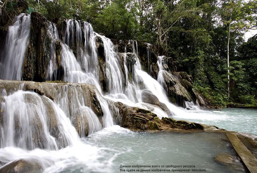 Las 10 cascadas m s espectaculares de m xico for Cascadas de agua