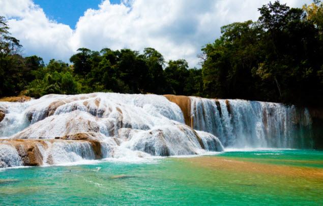 Cascadas Agua Azul Chiapas