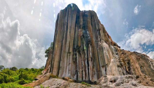 Cascadas Petrificadas de Hierve el Agua Oaxaca