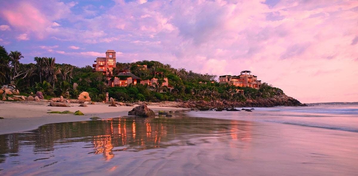 Las mejores playas en la Riviera Nayarit