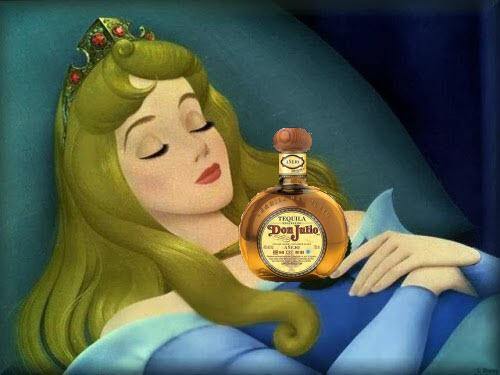 Bella Durmiente Tequila
