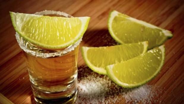 Caballito de tequila