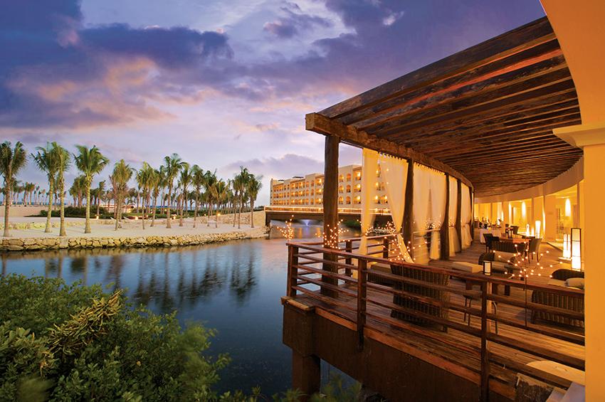 Hoteles en la Riviera Maya, Hacienda Tres Ríos