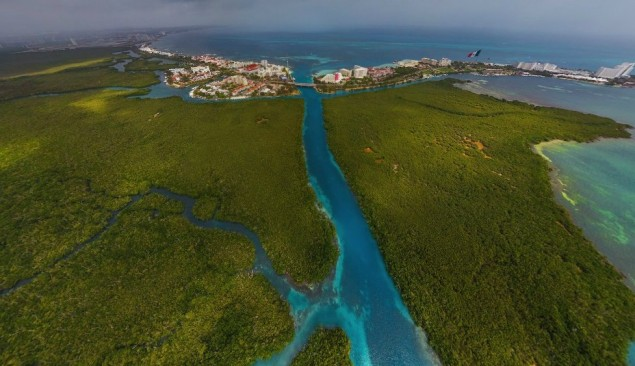 Zona-Hotelera-Cancun-Manglares-Nichupte