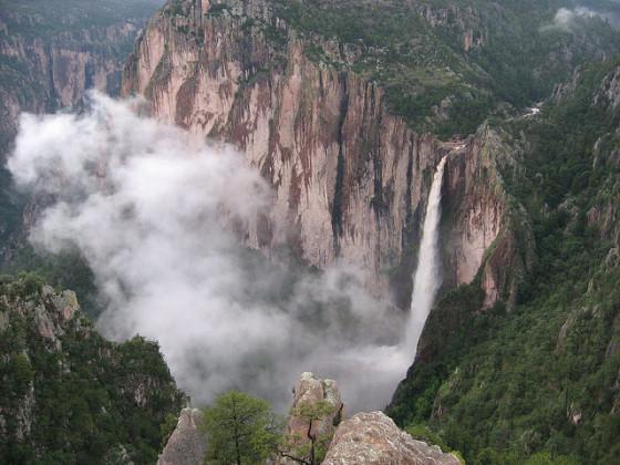 Cascada de Bese