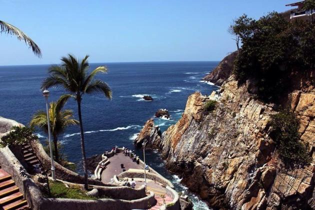 Clavadistas de Acapulco Mirador