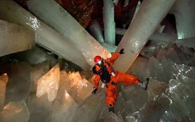 Cuevas de los Cristales