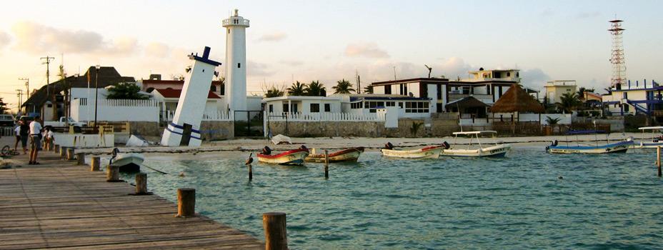 Faro de Puerto Morelos