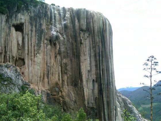 Formaciones Hierve el Agua