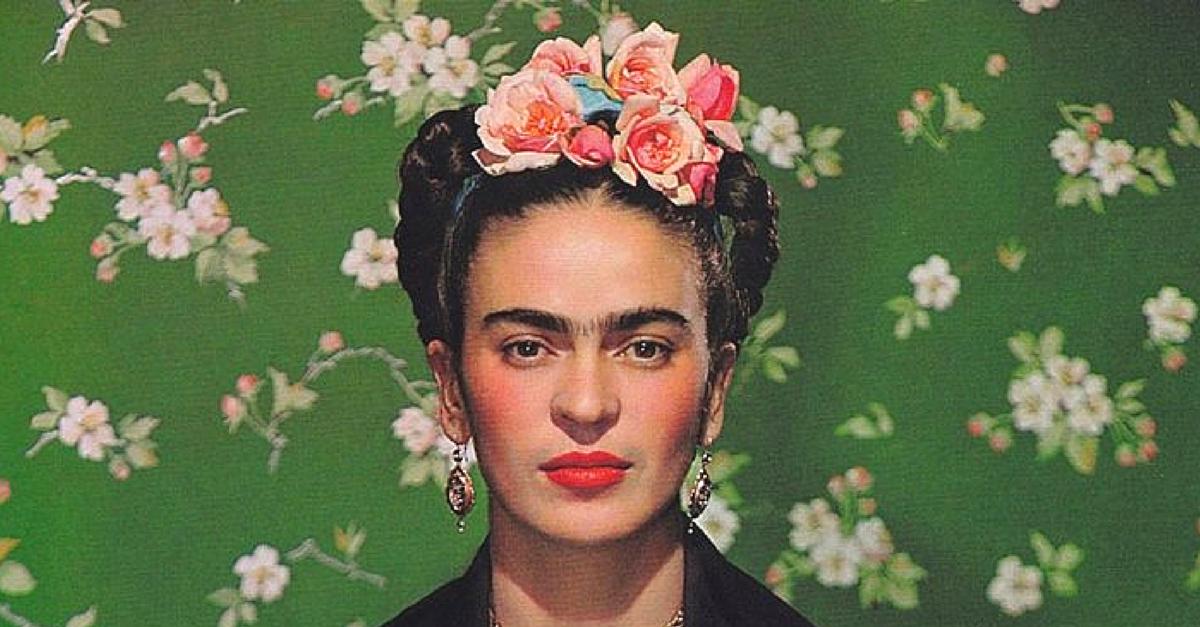 Imagenes De Frida Kahlo Para Imprimir: Frida Khalo Pinceladas De Su Vida