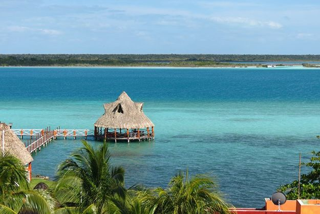 Laguna Bacalar Quintana Roo