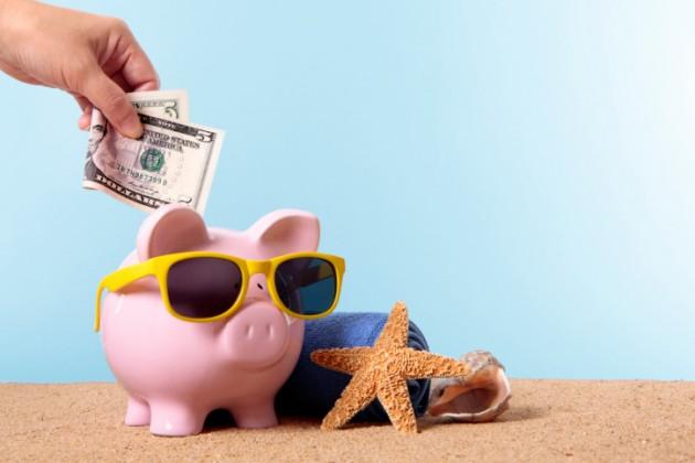 Ahorros para vacaciones