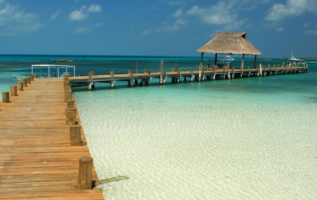 Ocean Tours Isla Contoy