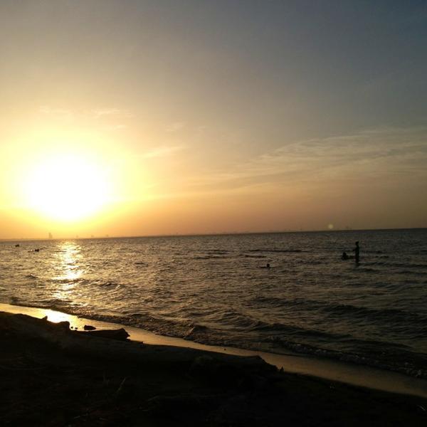 Anton Lizardo, Playas en Veracruz