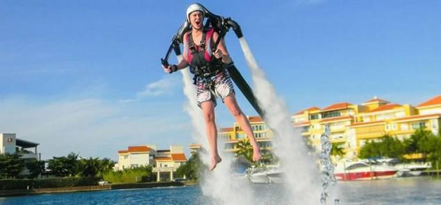 jetpack acuatico cancun