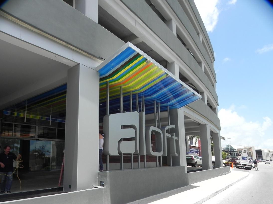 Aloft Cancun Hotel de Negocios 1