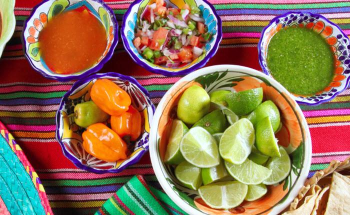 Comida Mexicana Saludable
