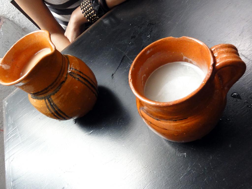 Bebidas típicas mexicansa: El Pulque
