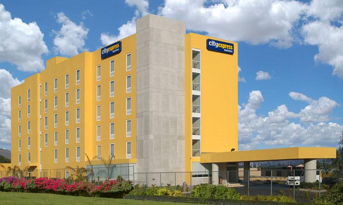 Hotel Negocios City Express Cancun