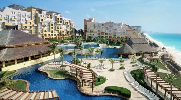Hotel Negocios Fiesta Americana Cancun