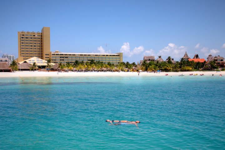 Hotel de Negocios Presidente Intercontinental Cancun