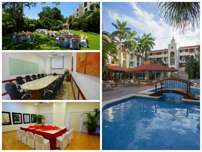 Hoteles de Negocios Adhara Cancun Centro