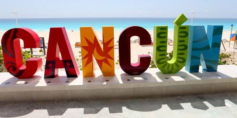 Letras Cancun Mirador