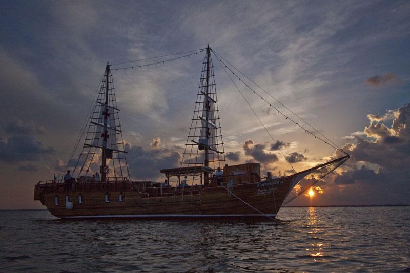 Navegar por el Caribe