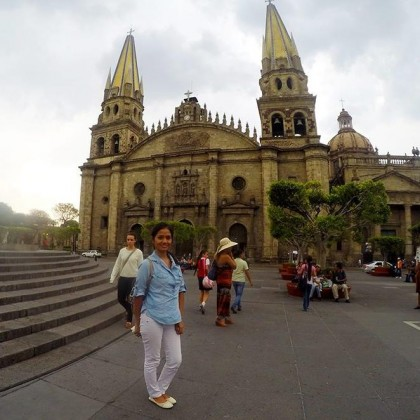Ana en Guadalajara