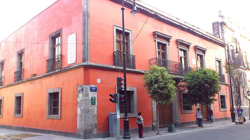 Casa de Leona Vicario Ciudad de Mexico