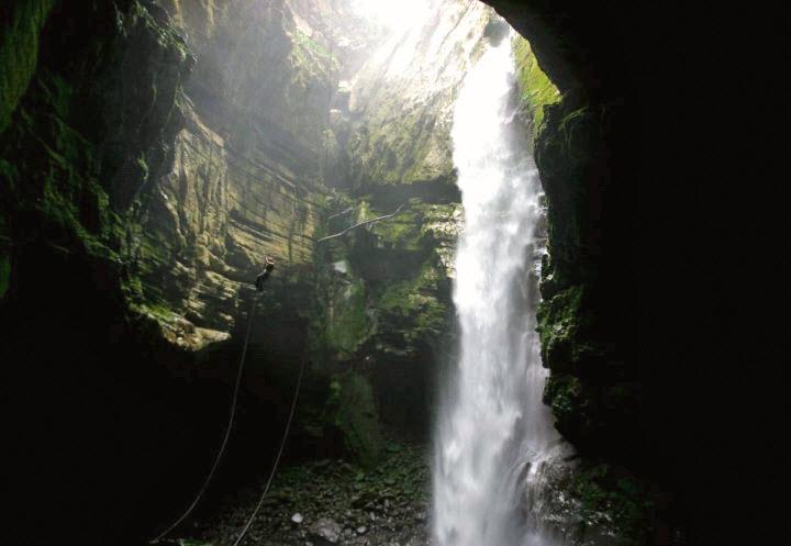 Cascada Popoca Veracruz