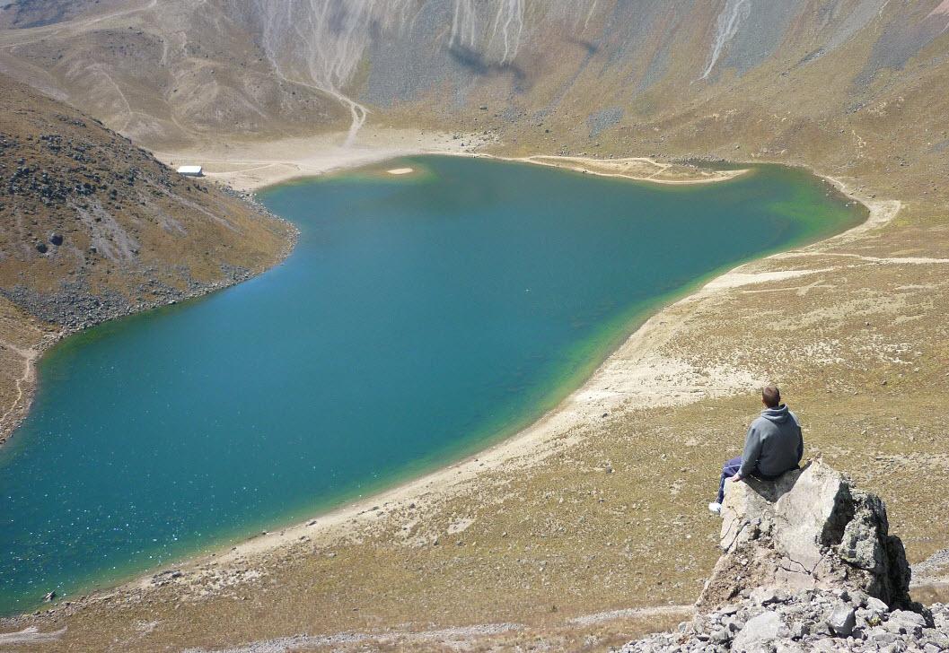 Laguna Nevado de Toluca