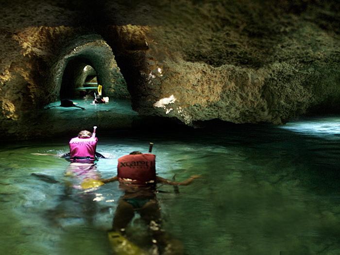 Rio Subterraneo Xcaret